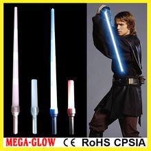 craft factory 85cm LED colorful star war jedi expandable sword