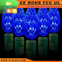 New Style 5 m led christmas snow lantern, teardrop christmas lights, christmas laser projector