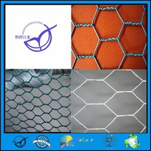 electrical Galvanized hexagonal wire mesh for chicken/animal/safety fence