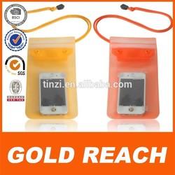 Functional Hot Selling Mobile Phone Pvc Waterproof Bag