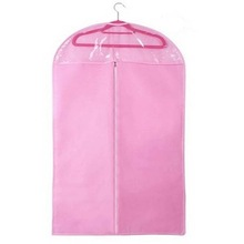 new product 2015 customized printed pp non woven suit bag, suit garment bag