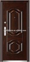 China top quality exterior Steel security Door<PLT-12>