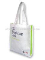 100% recyclable cute non woven shopping bag