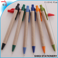 Slender Click Recycled Paper Ball Pen(SQ2214)
