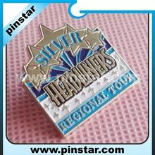 Hot Custom Royal Crown Lapel Pin Badge Metal Craft Badge Lapel Pin