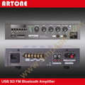 4g Wireless HiFi Tune Bass Tube 80watt 4 Audio Sources PA System rack for amplifier
