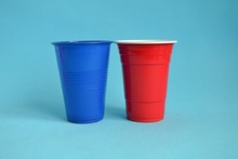 manufacturer Disposable 16oz red cup / american red cups / party beer red cups