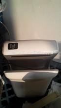 sensor hand drier/toilet hand drier/wall mounted hand drier