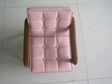 Wooden Comfortable Children Single/Double Sofa