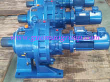 Made in China Jiangsu Guomao cycloidal planetary reduction gearbox for Crane and hoists