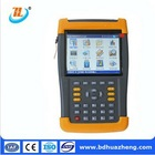 HZ handheld 3 phase power quality analyser