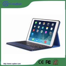 innovative design concept Wireless Bluetooth Keyboard case for iPad Air/iPad 5