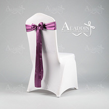 Discount price new model satin pageant sashes for event