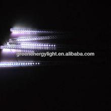2014 newest 3d disco smd5050 led meteor shower light