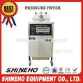 Vide machine de friteuse / Western équipements de restauration rapide
