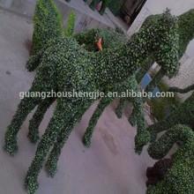 q103089 hayvan topiary düğün dekorasyon yapay topiary ucuz yapay hayvan