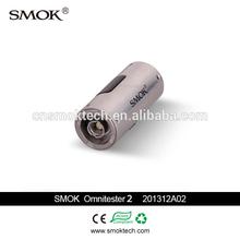 omnitester 2 e cigarette tester atomizer and cartomizer ohm meter