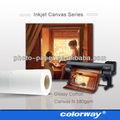 Alta resoluÇÃo de interiores/100% ao ar livre de poliéster pintura a óleo sobre tela flores