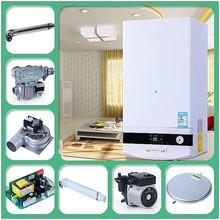 Gas boiler supply heating & bath hot water
