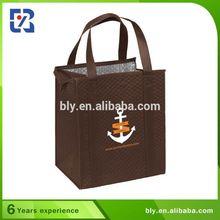 2014 New Model Aluminium Foil Insulated Cooler Bag