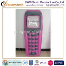 En71 6 P PVC praia de água telefone inflável colchão