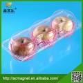 Qualidade superior de plástico caixa de papelão ondulado para maçãs