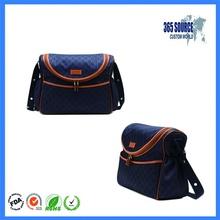 Handmake men leather messenger bag
