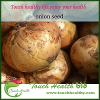 Touchhealthy supply Vigorous growth white hybrid onion seeds for sowing