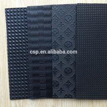 Qingdao rubber soles for shoe making,shoe sole material