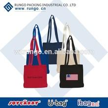 wholesale shopping carry bag promotional cotton eco bag cotton shopping bag