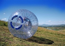 Wholesale High Quality Grass Body Zorbing Ball Diameter1-3M