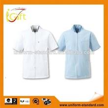 2014Good quality new design 100% cotton wholesale hospital work clothing