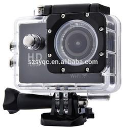 2014 New Products 12MP HD 1080P Car Cam Sports Waterproof Camera Extreme Sports Camera China