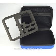 2014 new product camera case EVA camera bag Extreme Sports Blue camera case bag