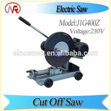 jig400z ferro sega elettrica troncatrice