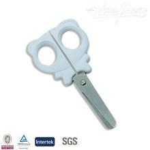 high quality colorful plastic craft animal student scissors