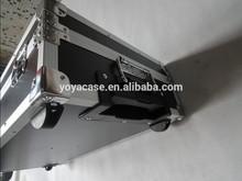 Aluminium Case Aluminum Case Flgith Case with Wheels Road Case, DJ Flight Case Equipment Case