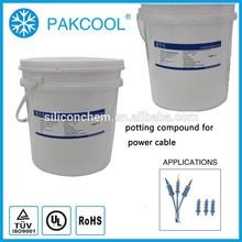 PAKCOOL sealant for aluminum encapsulant with Automotive electronics