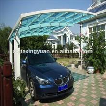 aluminium garage Protective Car Shelter