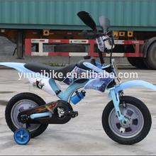 cartoon kids bicycle/ motorcycle bicycle / kids 4 wheel bicycle