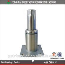 Industrial adjustable legs, stainless steel bed legs