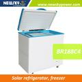 new design AC DC12V/24V solar powered DC solar freezers