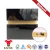 Melamine mdf sheet groove butterfly valve mdf panels Red Kapok