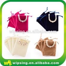 Cheap Velvet Gift drawstring bags small velvet gift jewelry pouches drawstring bags wholesale cotton drawstring bags