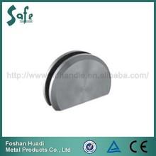 stainless steel glass sliding door track and sliding bottom wheels SA8300H-1