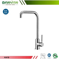 Factory Offer Kitchen Water Cold Faucets
