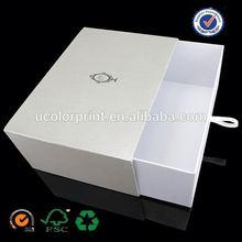 Ucolor made your design super quality cardboard paper belt boxes packaging