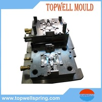 texturing molds for automotive plastic injection moulding tool maker