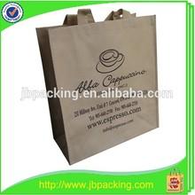 niet-geweven tas met lamineren Made In China, laminated non woven bag