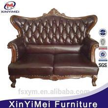 high quality cheap leather sofa